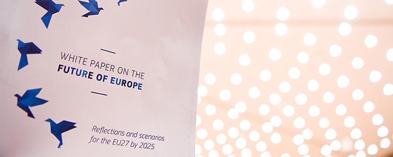 Bílá kniha o budoucnosti Evropy