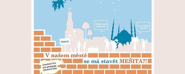 V našem městě se má stavět mešita