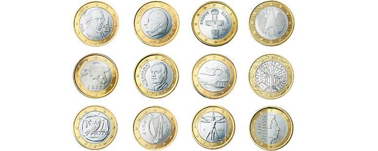 Kontury českého eura