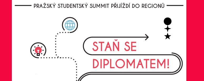 Staň se diplomatem!