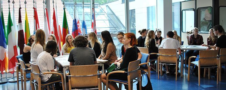 Výokové programy v Evropském domě